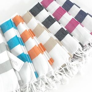 tranquil Bath - Set Off 7 *      Turkish Cotton Hand Towel